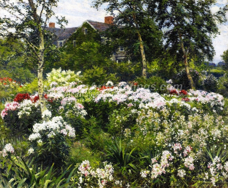 A Garden by Gaines Ruger Donoho