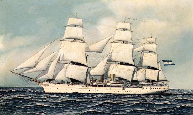 A Ships Portrait
