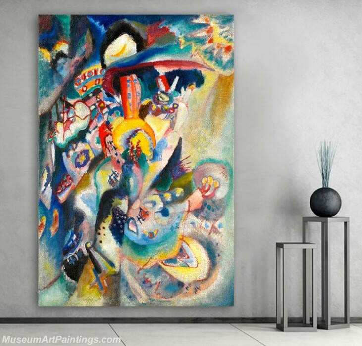 Living Room Paintings For Sale Abstract Flower Painting B513 1