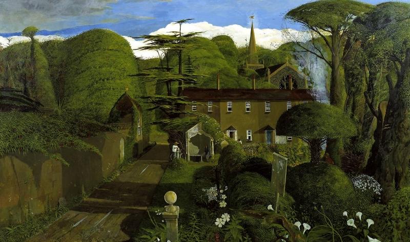 Annunciation by John Shelley