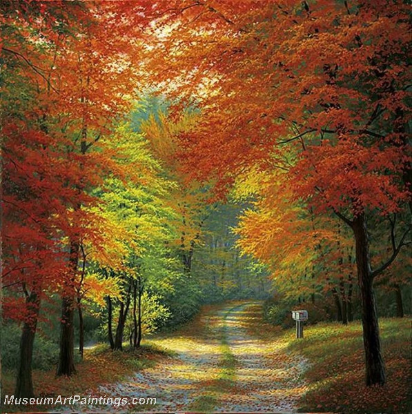 autumn landscape paintings related keywords suggestions autumn
