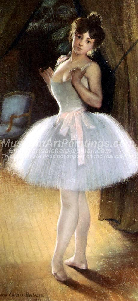 Ballet Oil Painting 063