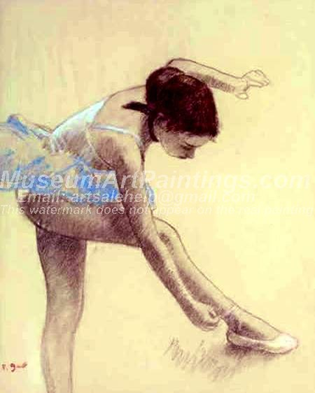 Ballet Oil Painting 102