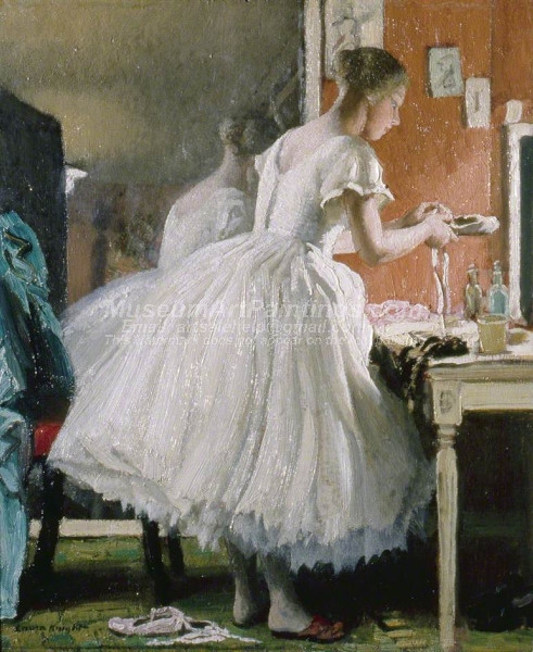 Ballet Paintings 1 by Laura Knight