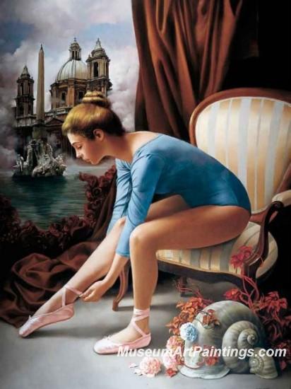 Ballet Paintings M02