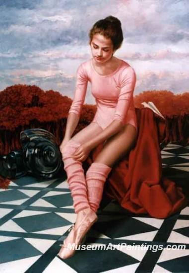 Ballet Paintings M03