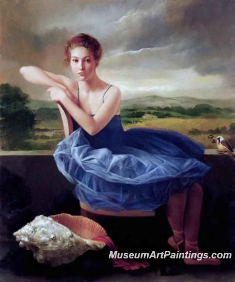 Ballet Paintings M04