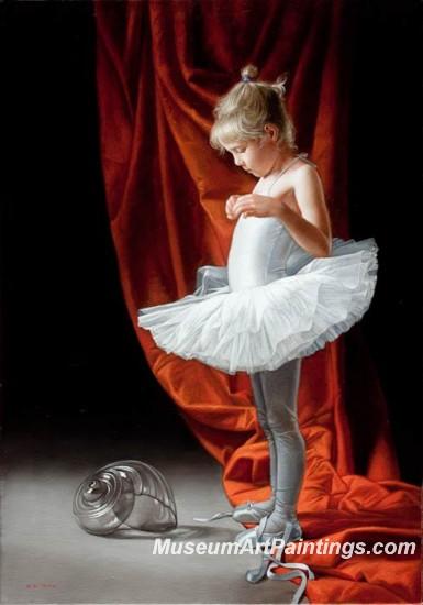 Ballet Paintings M06