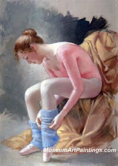 Ballet Paintings M07