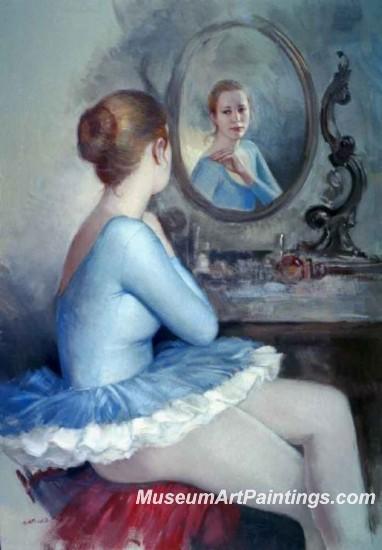 Ballet Paintings M08