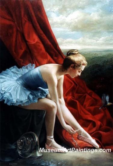 Ballet Paintings M09