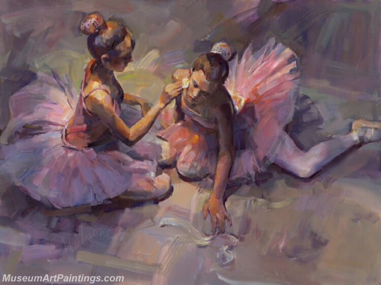 Ballet Paintings MDP1