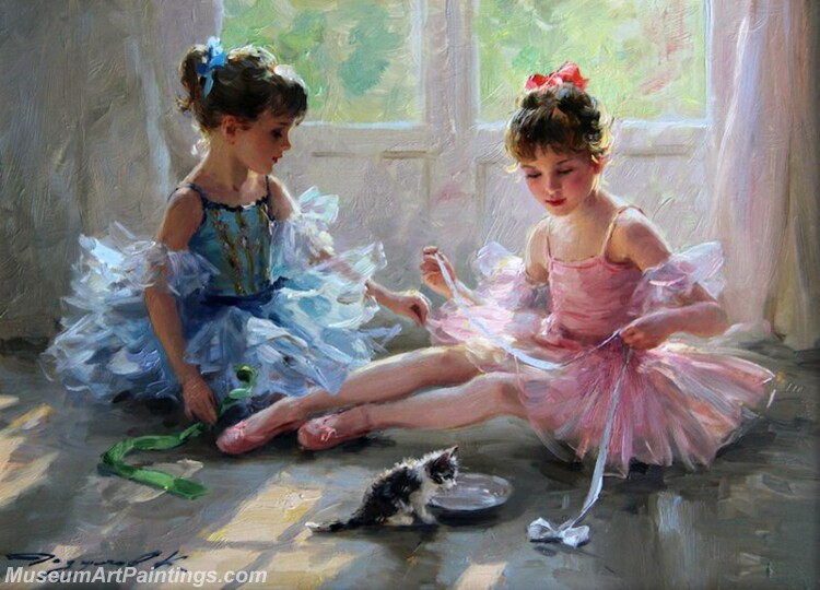 Ballet Paintings MDP2