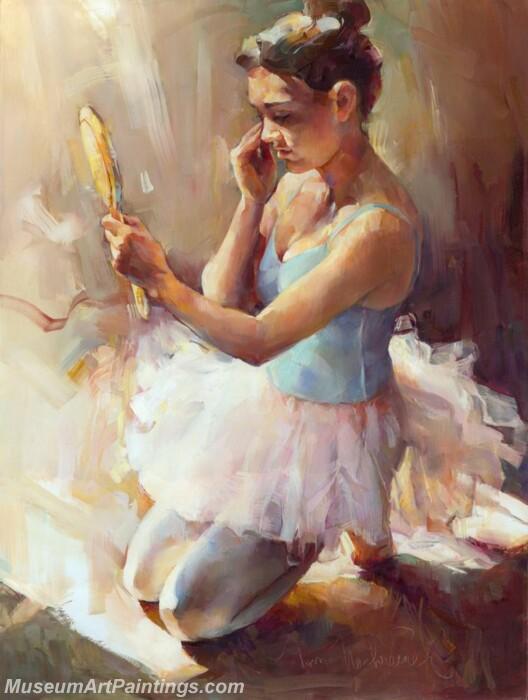 Ballet Paintings MDP3