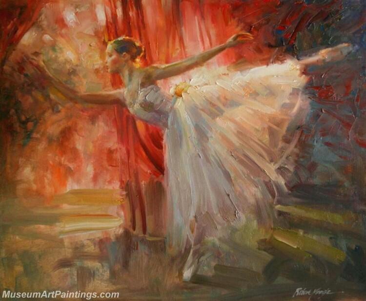 Ballet Paintings MDP6