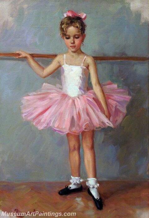 Ballet Paintings MDP64