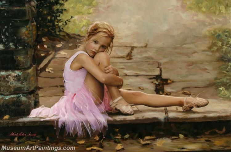 Ballet Paintings MDP65