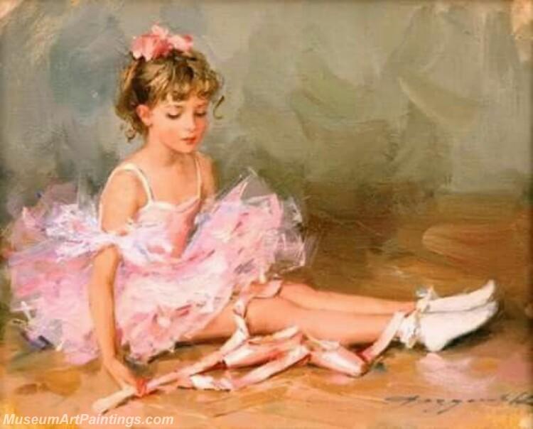 Ballet Paintings MDP66