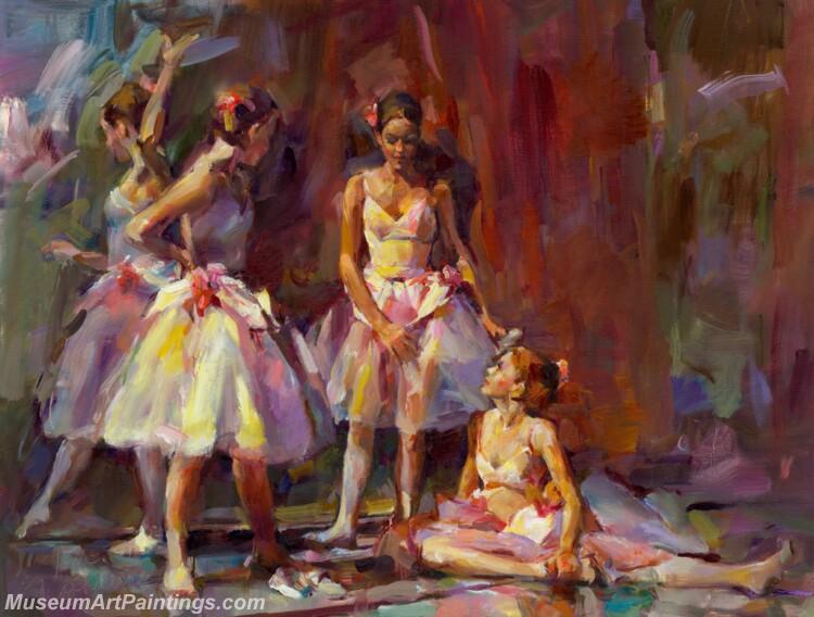 Ballet Paintings MDP72