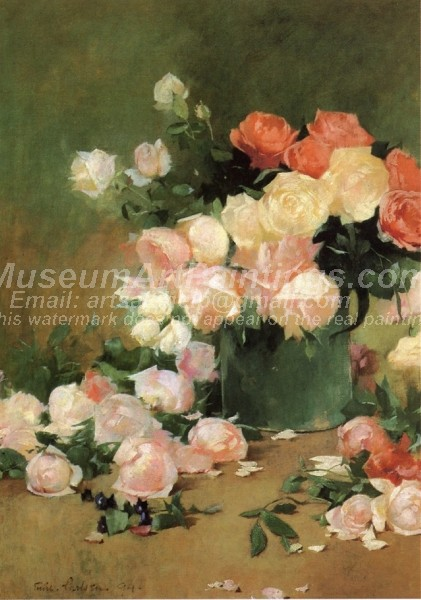 Beautiful Flower Paintings Roses