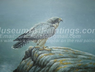 Bird Oil Paintings 002