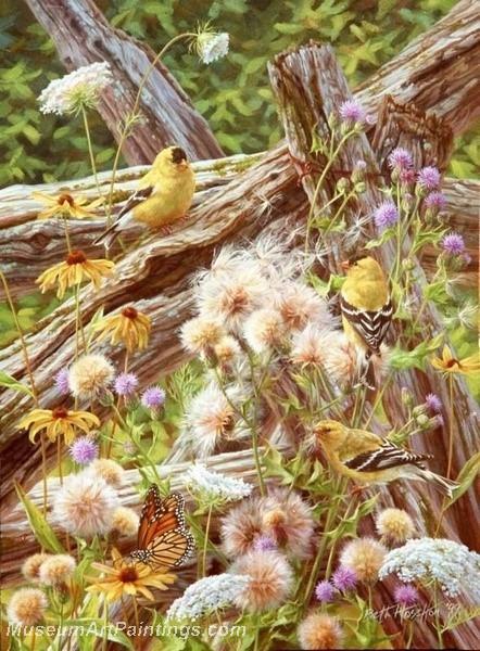 Bird Paintings 001
