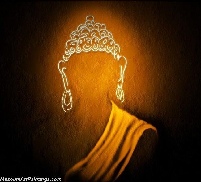 Buddha Canvas Paintings 004