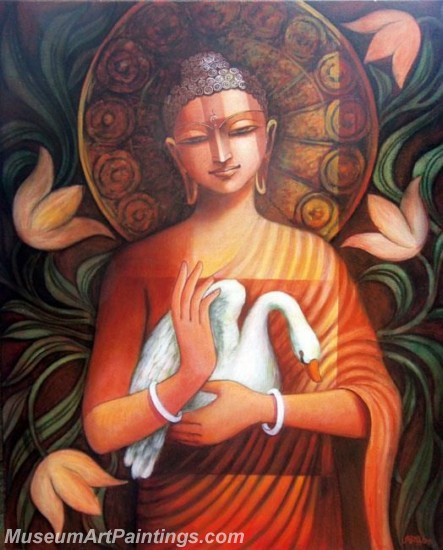Buddha paintings canvas art for sale bpm084 sciox Image collections