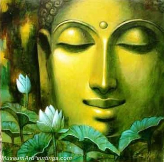 Buddha paintings canvas art for sale bpm093 sciox Image collections