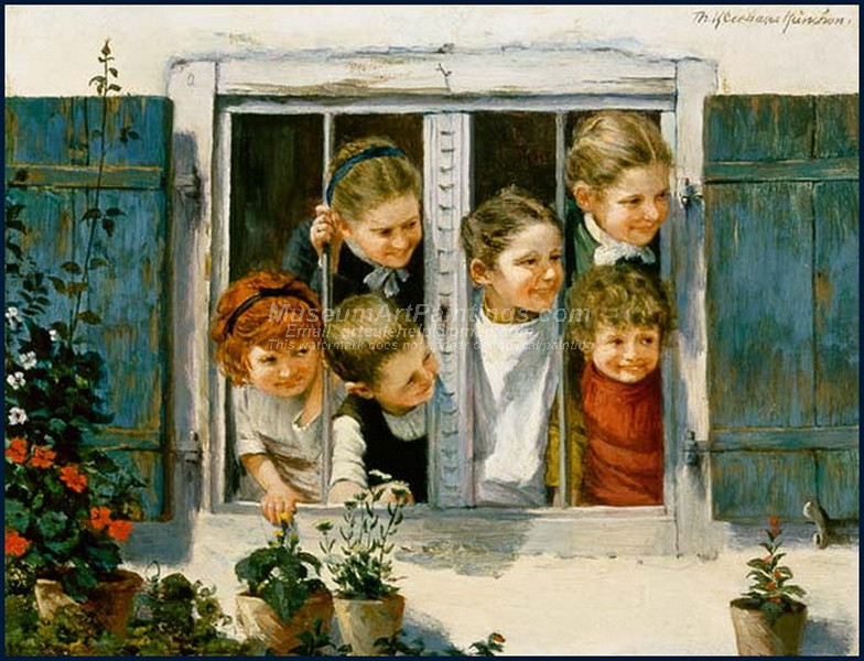 Children Paintings