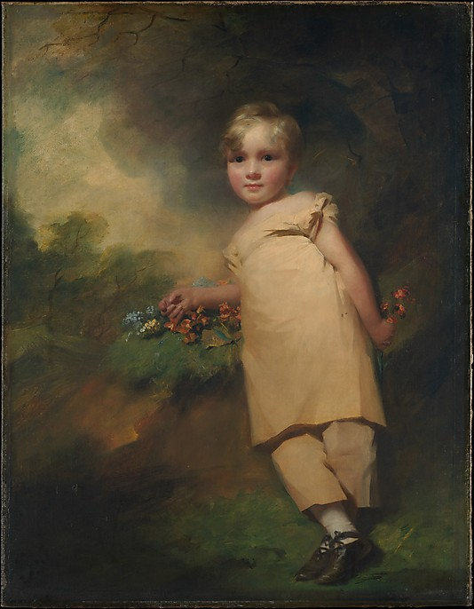 Children Paintings William Scott Elliot of Arkleton