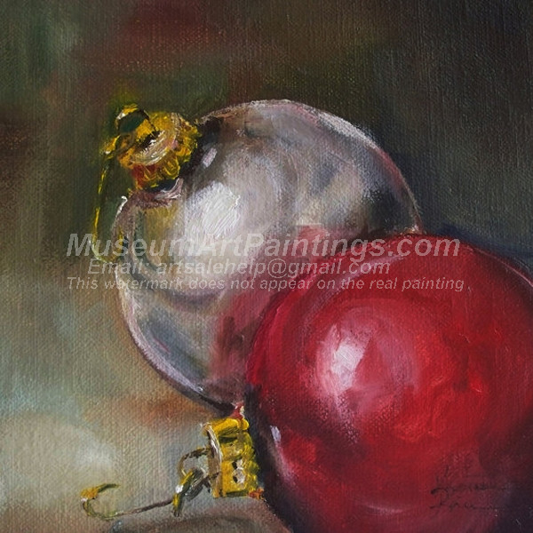 Christmas Oil Paintings 080