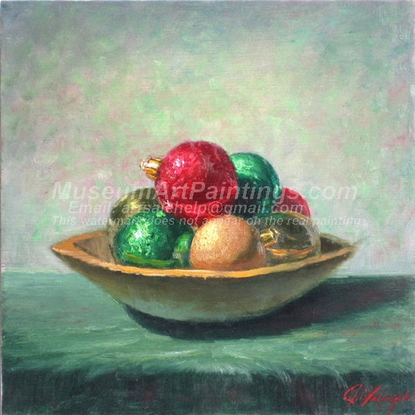 Christmas Oil Paintings 083