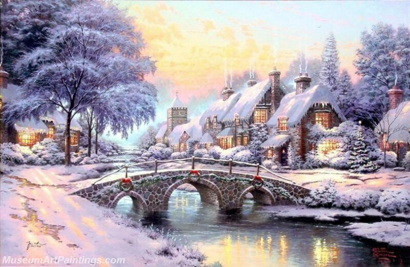 Christmas Painting MD046