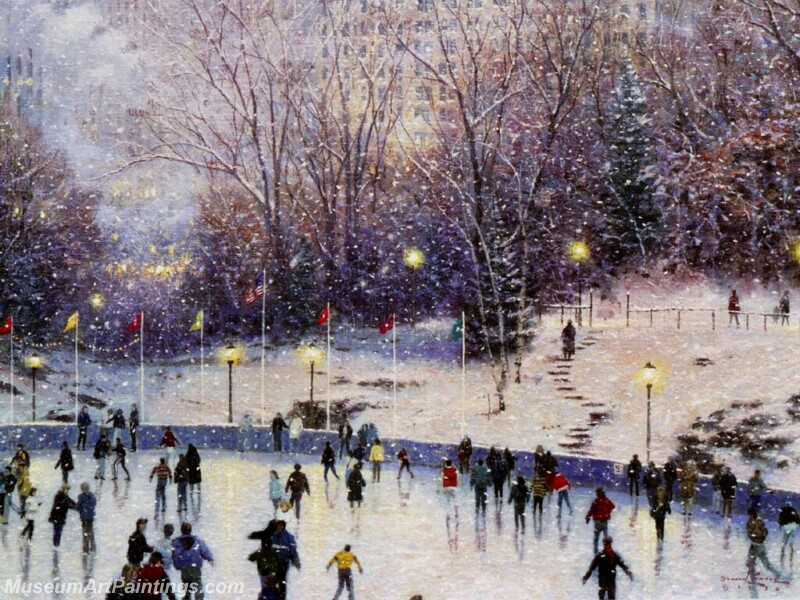 Christmas Painting MD057