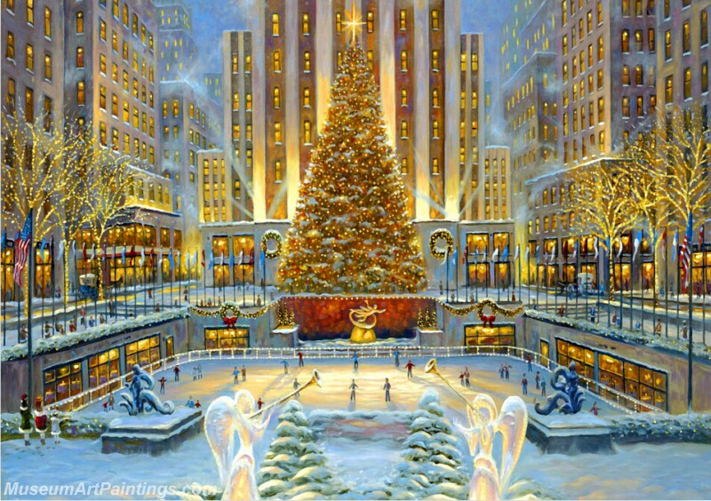 Christmas Painting MD068