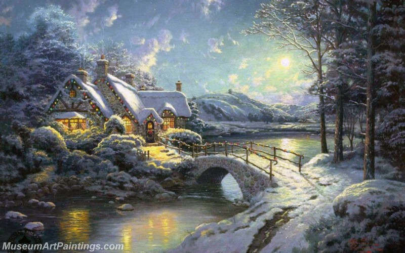 Christmas Painting MD074