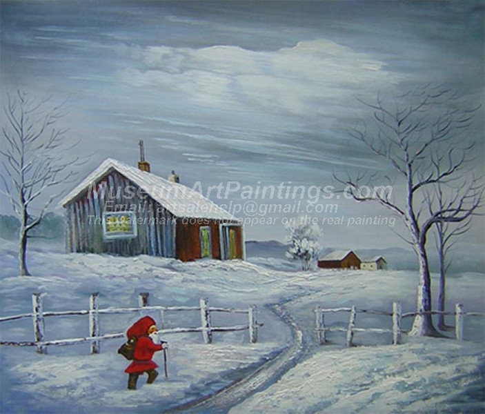 Christmas Paintings 001