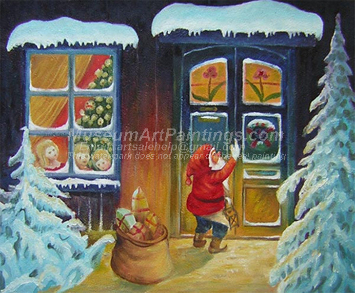 Christmas Paintings 004