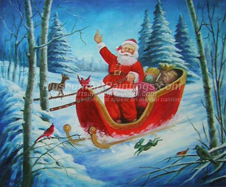 Christmas Paintings 006
