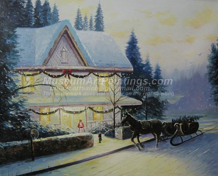 Christmas Paintings 011