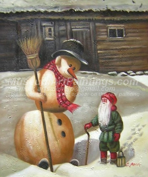 Christmas Paintings 012