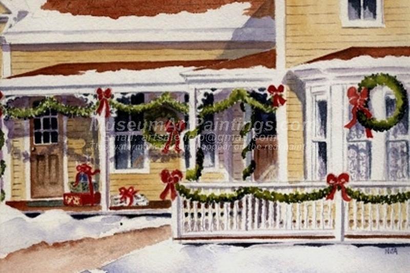 Christmas Paintings 042