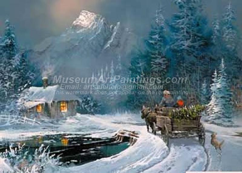Christmas Paintings 051