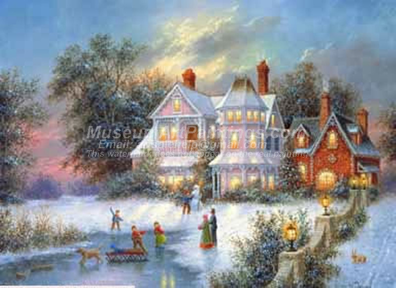 Christmas Paintings 052