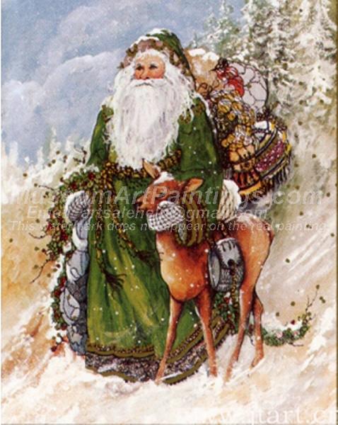 Christmas Paintings 058