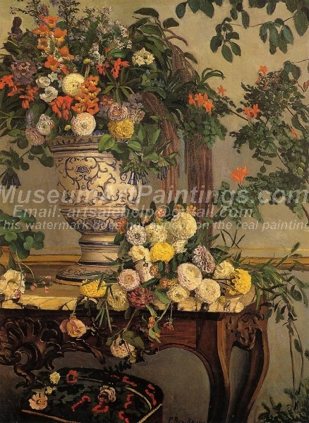Classic Paintings Flowers