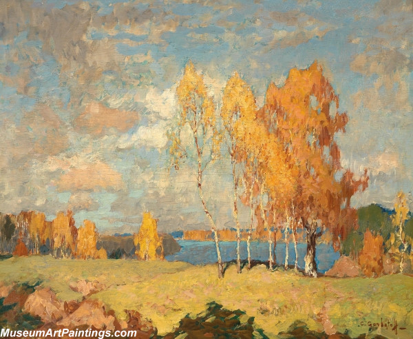 Classical Landscape Oil Painting M1260