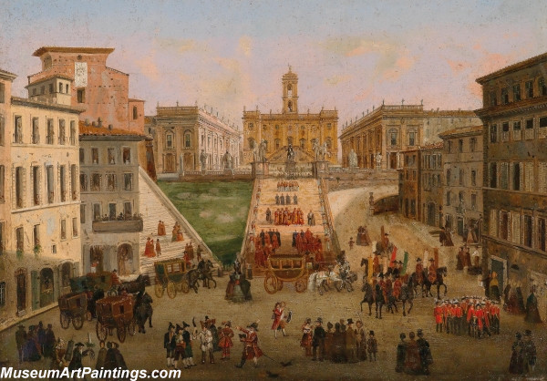 Classical Landscape Oil Painting M1261