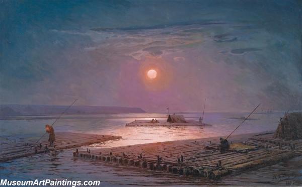 Classical Landscape Oil Painting M1262